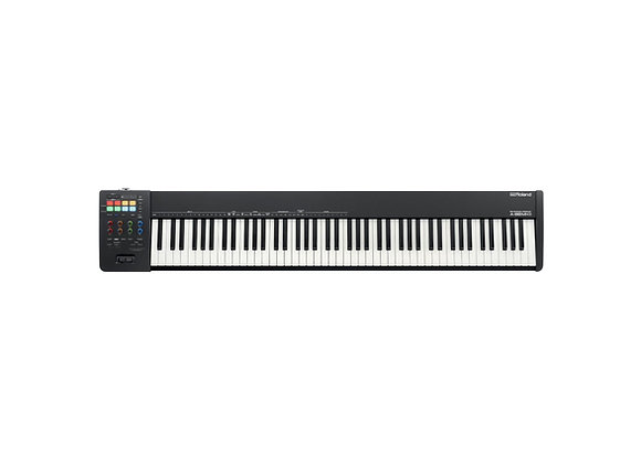 A-88MKII Roland - Teclado controlador MIDI 88 teclas