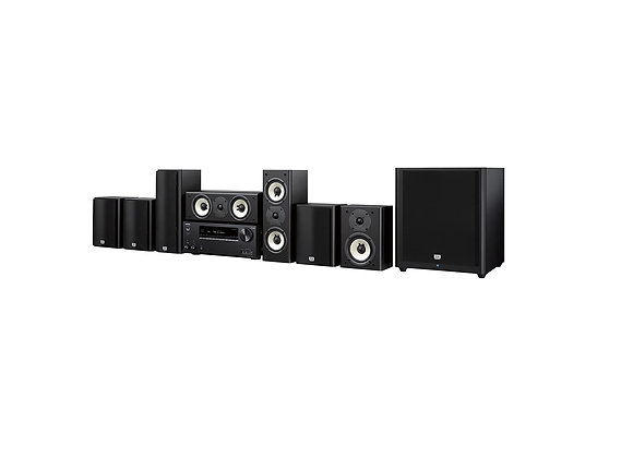 HT-S9800THX - Onkyo Sistema de Cine en Casa de 7.1 canales, THX