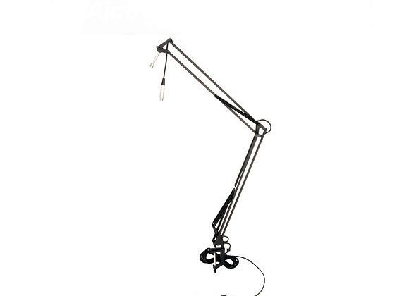 MA601 Alctron - Boom de micrófono ajustable para escritorio rotación 360 grados