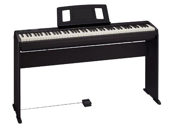 FP-10-BK-C Roland - Piano electrónico con soporte