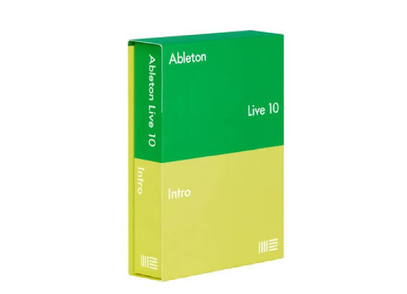 Ableton Live 10 Intro - Licencia software