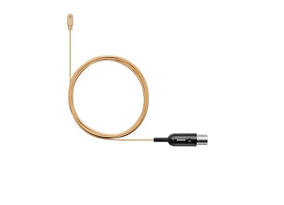 DL4T/O-MTQG-A - Shure Microfono de subminiatura impermeable omnidireccional