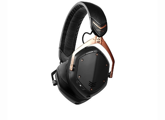 Crossfade 2 Wireless Codex V-MODA - Audífonos Bluetooth negro/dorado