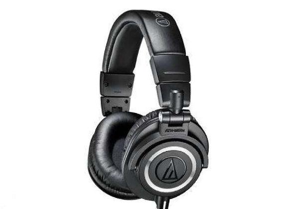 ATH-M50X Audio-Technica - Audífonos Referencia