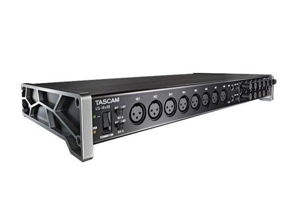 US-16X08 TASCAM - Interface 16 entradas/8 salidas