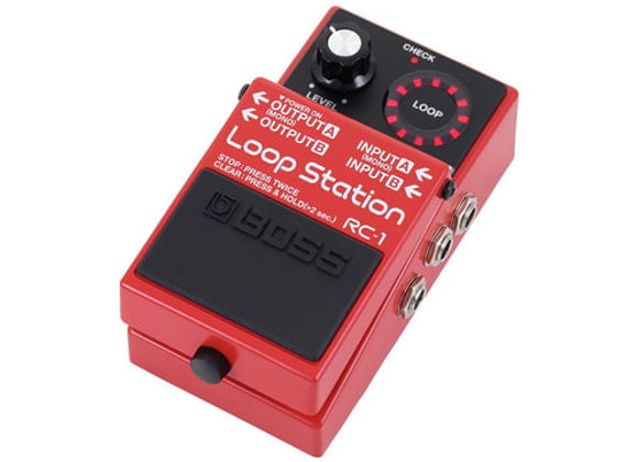 RC-1 BOSS - Loop station compacto