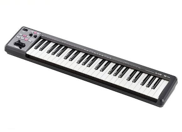 A-49 Black Roland - Teclado controlador MIDI 49 teclas