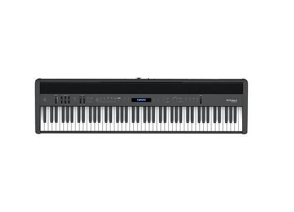 FP-60X-BK Roland Piano digital color negro