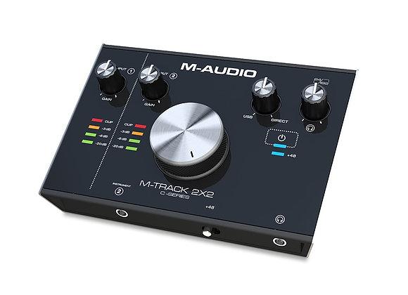 M-Track 2X2 M-AUDIO - Interface audio
