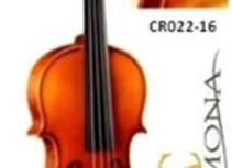 "Viola Conservatorio 16"" Maple Flame CREMONA"