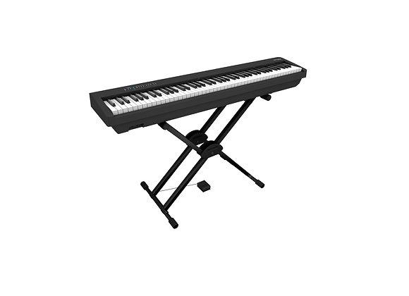 FP-30X-BK Roland Piano digital color negro