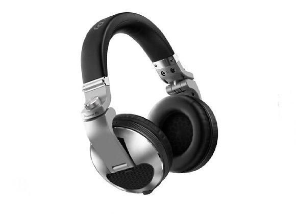 HDJ-X10 S Pioneer - Audífonos profesionales DJ circumaurales plata