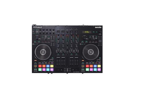 DJ-707M Roland - Controlador DJ 4 canales para Serato
