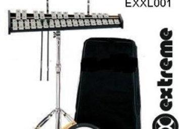 Xilofono 2 1/2 Octavas con atril y practicador