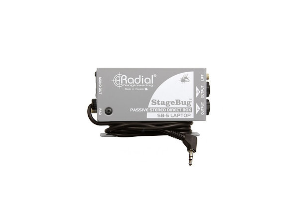SB-5 - Radial Caja directa pasiva