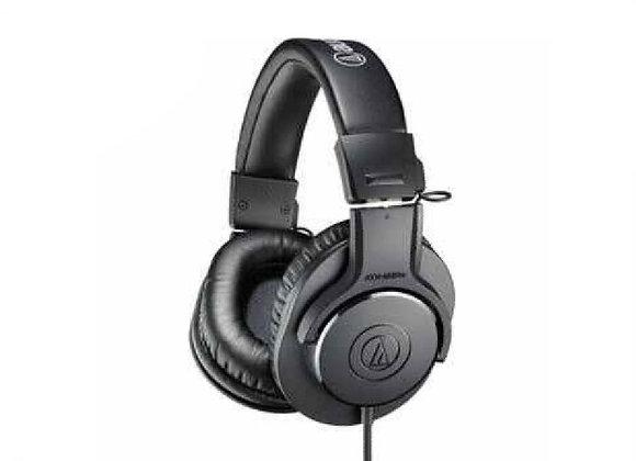 ATH-M20X Audio-Technica - Audífonos Monitoreo