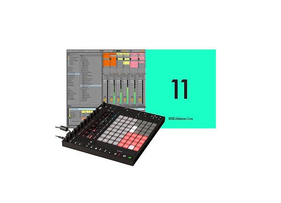 Ableton Push 2 + Ableton Live 11 Suite