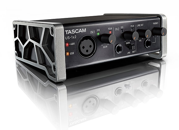 US-1X2 TASCAM - Interface audio 2x2
