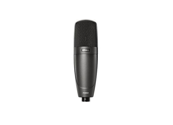 KSM32 CG - Shure Microfono condensador cardioide