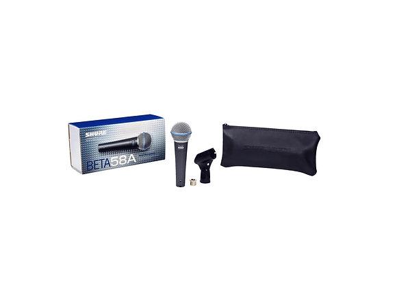 BETA 58A Microfono vocal dinamico