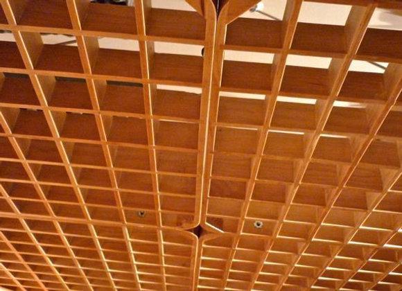 AW Woodland Hollow - Difusor madera sólida 60cm x 60cm