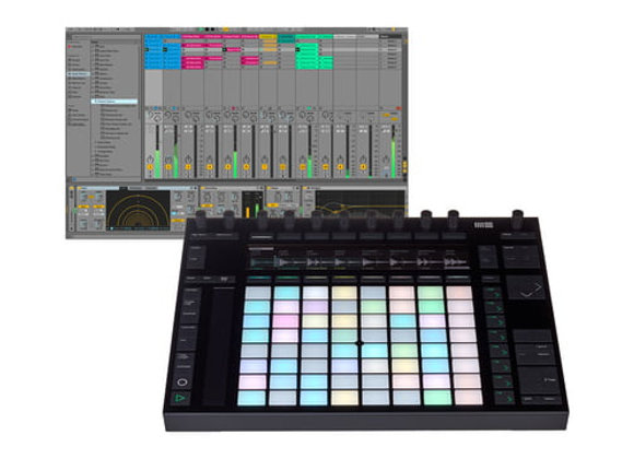 Ableton Push 2 + Ableton Live 10 Suite