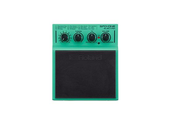 SPD ONE 1E ELECTRO Roland Pad de Percusión