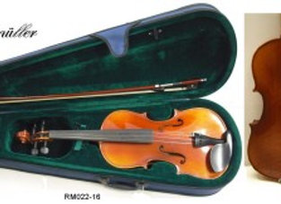 "Viola Conservatorio 16"" Maple/Estuche Ritmuller"