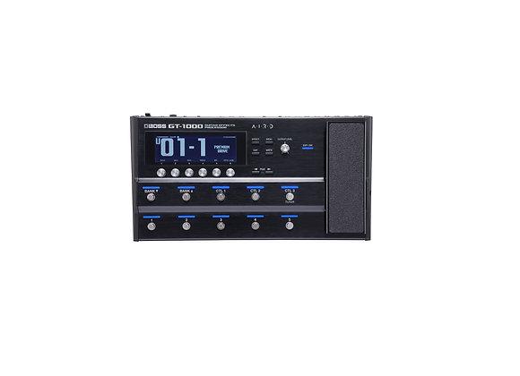 Gt-1000 Boss Procesador de efectos para guitarra