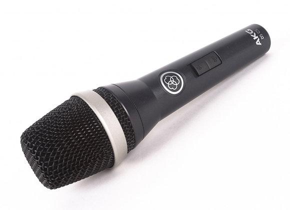 D5C AKG - Micrófono vocal de mano