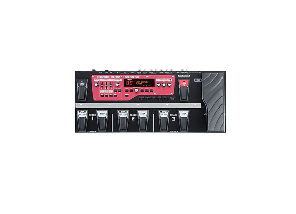 Rc-300 Boss Loopstation Pedaltres canales