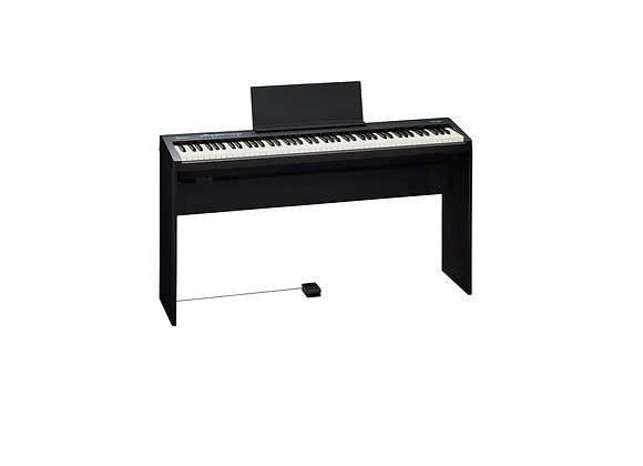 FP-30-BK-C Kit Piano Digital Color Negro