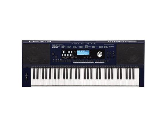 E-X30 Roland - Teclado arranger 61 teclas