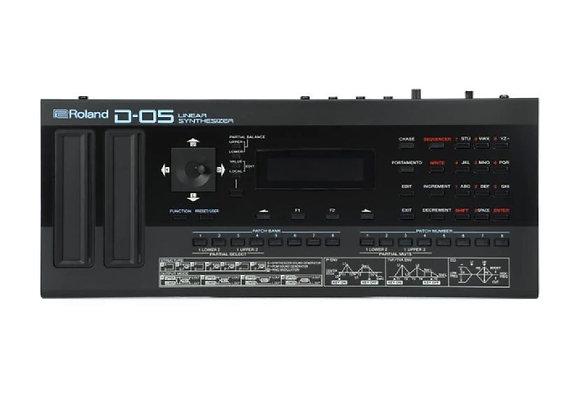 D-05 Roland - Módulo sintetizador lineal
