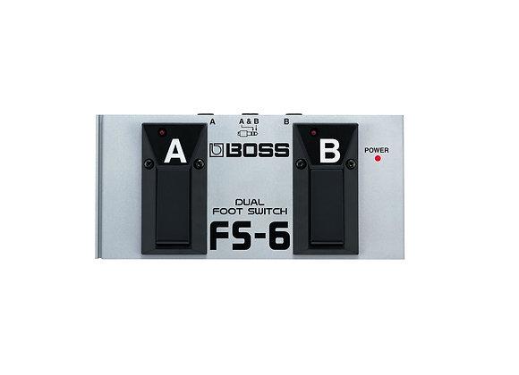 Fs-6 Boss Pedal interruptor dual