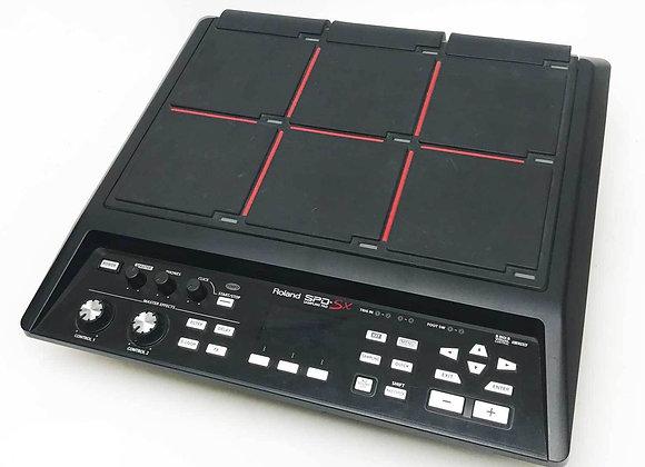 SPD-SX Roland - Percusión electrónica sampler