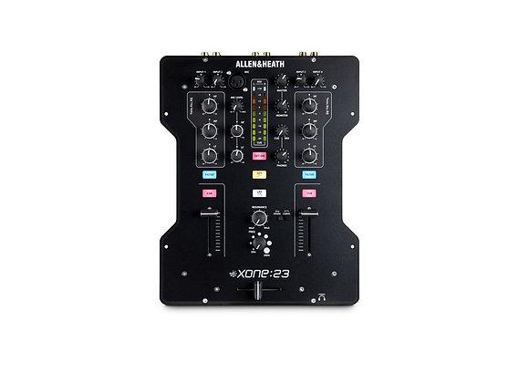 Xone 23 Allen & Heath - Mezcladora DJ 2 canales
