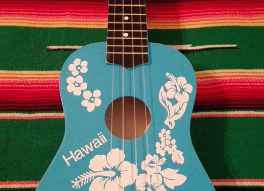 Ukulele Soprano Hawaii CAMPERO