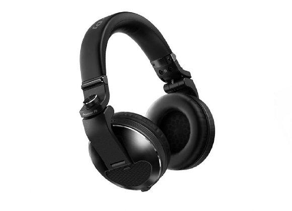 HDJ-X10 K Pioneer - Audífonos profesionales DJ circumaurales negro