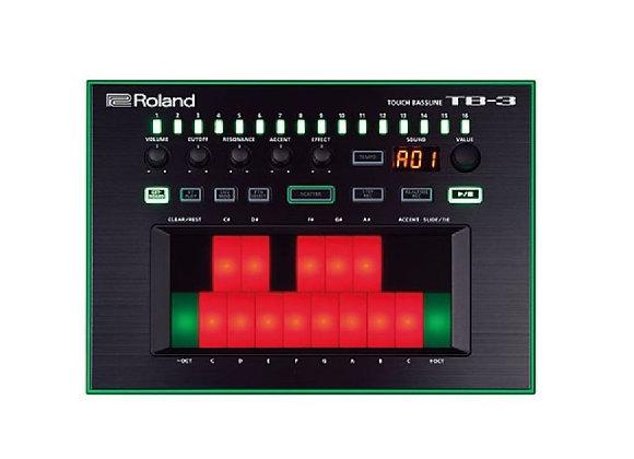 TB-3 Touch Bassline Roland - Sintetizador de bajos