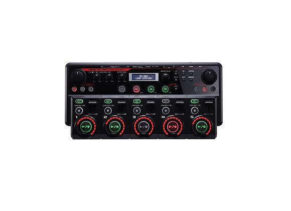 Rc-505 Boss Pedal loop station 5 canales con pads y efectos