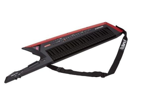 AX-Edge Roland Black - Sintetizador keytar 49 teclas