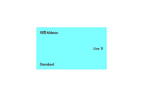 Ableton Live 11 Standard - Licencia software