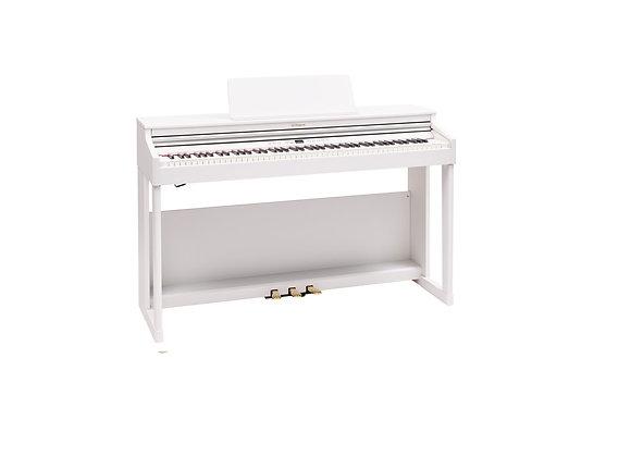 RP701-WH Roland Piano Digital Premium color blanco