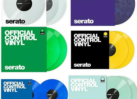 Official Control Vinyl - Serato (par)