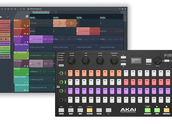 FIRE AKAI - Controlador dedicado para FL Studio