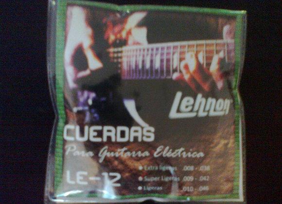 Cuerdas de guitarra elèctrica LEHNON