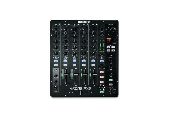 Xone PX5 Allen & Heath - Mezcladora DJ 4 canales