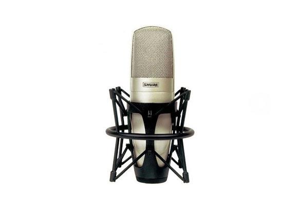 KSM32/SL SHURE - Micrófono condensador vocal/instrumento