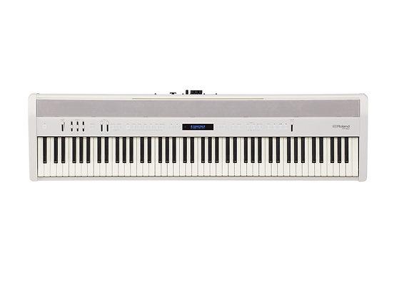 FP-60WH Roland Piano Digital 88 teclas color blanco
